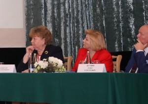 В Северной столице обсудили роль женщины в государственном управлении