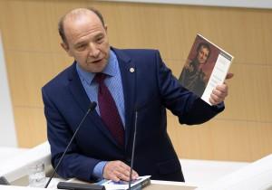 Владимир Квинт получил благодарность Председателя Госдумы РФ